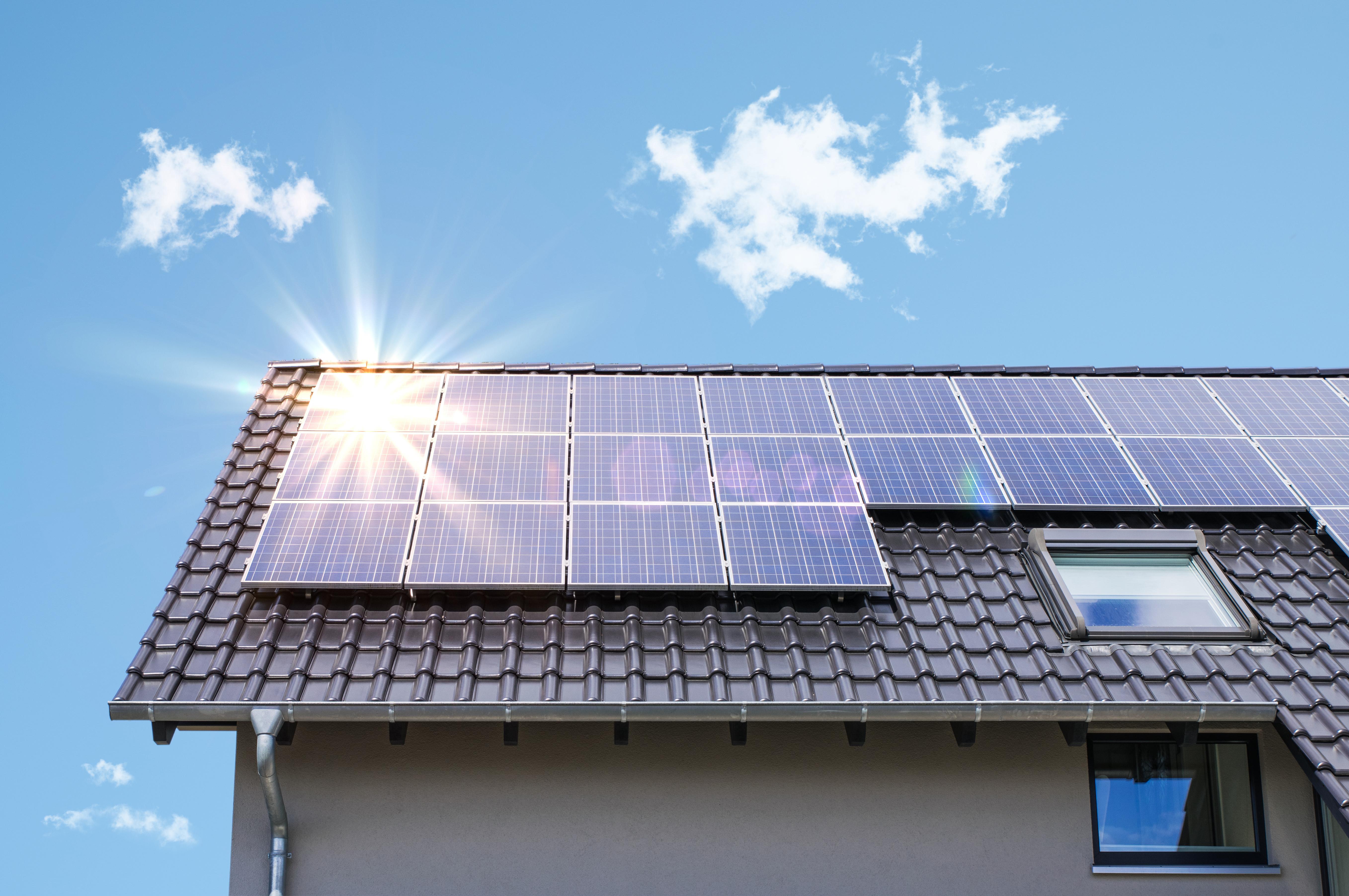Free solar panel installations