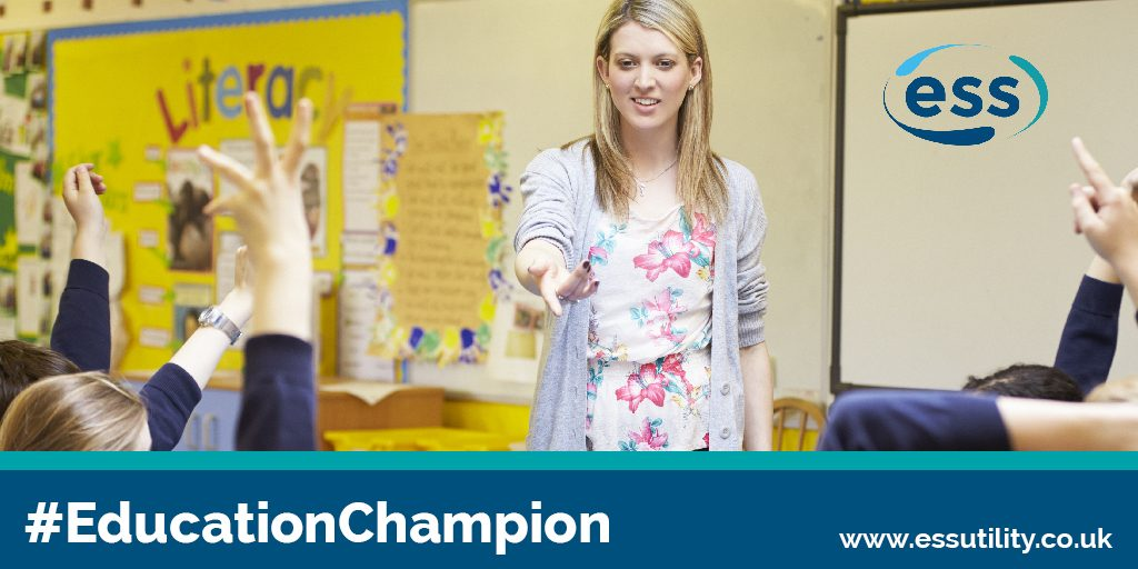 Education champion