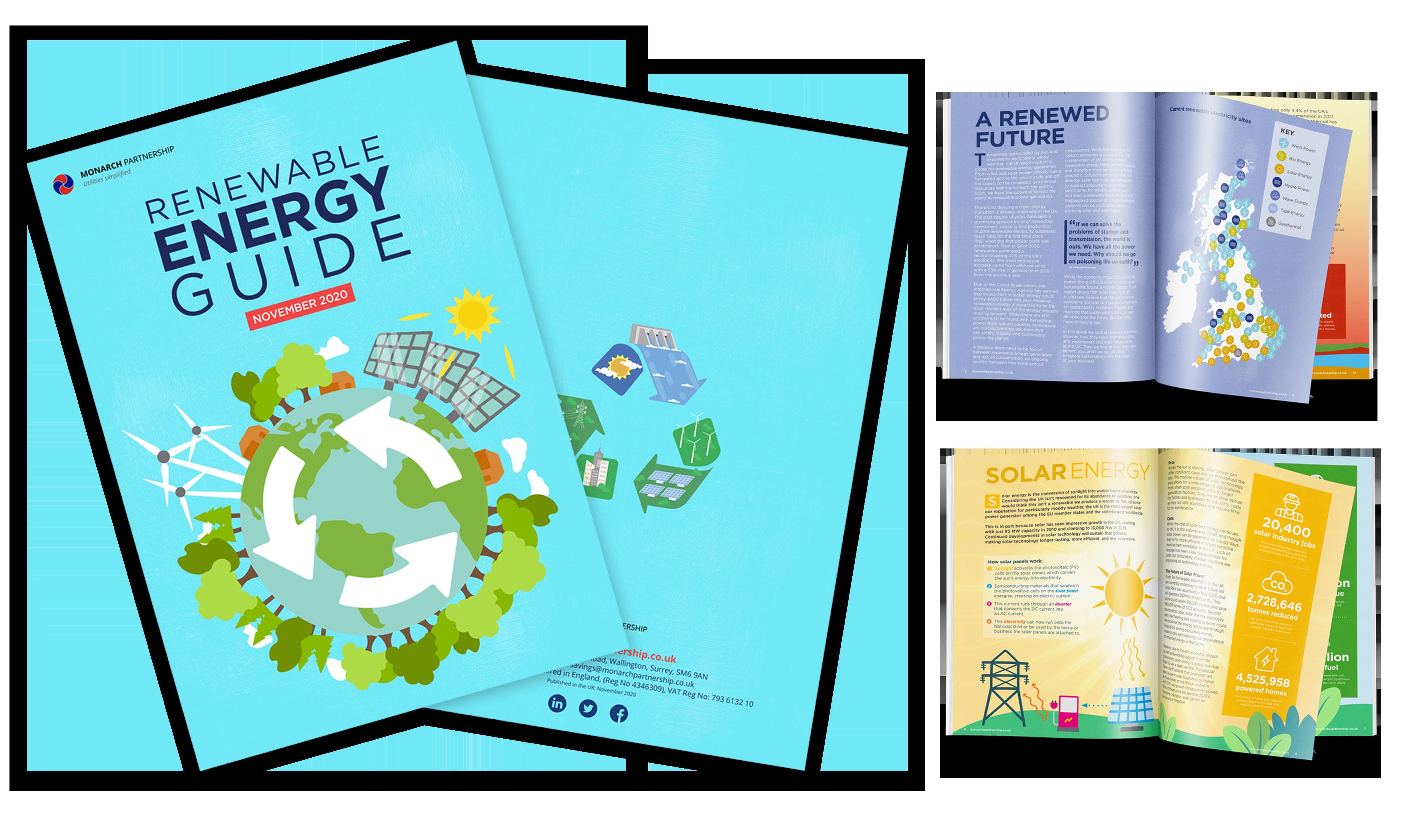 Renewable energy guide