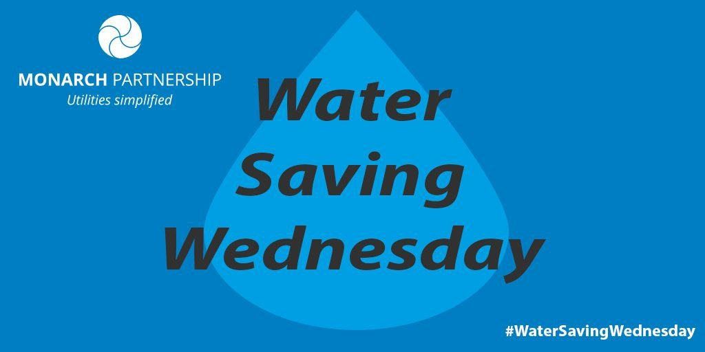 Water saving wednesday