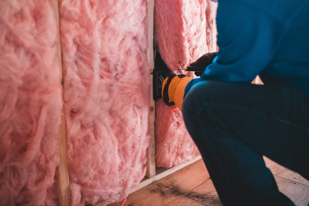 insulation for more efficient homes