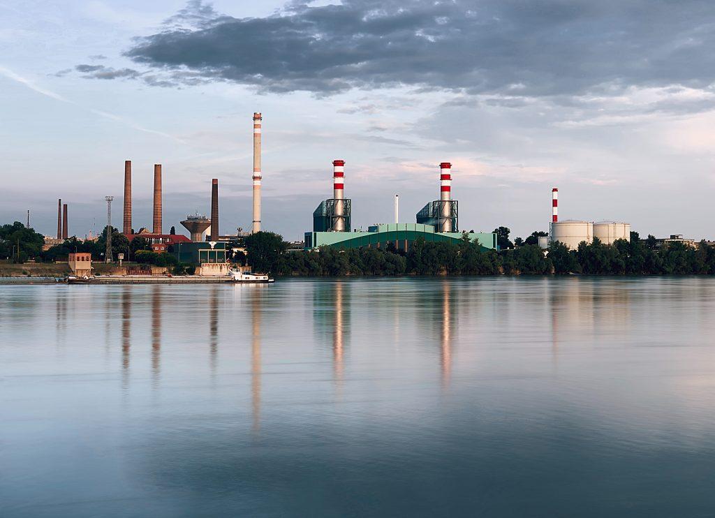 green economic recovery plant