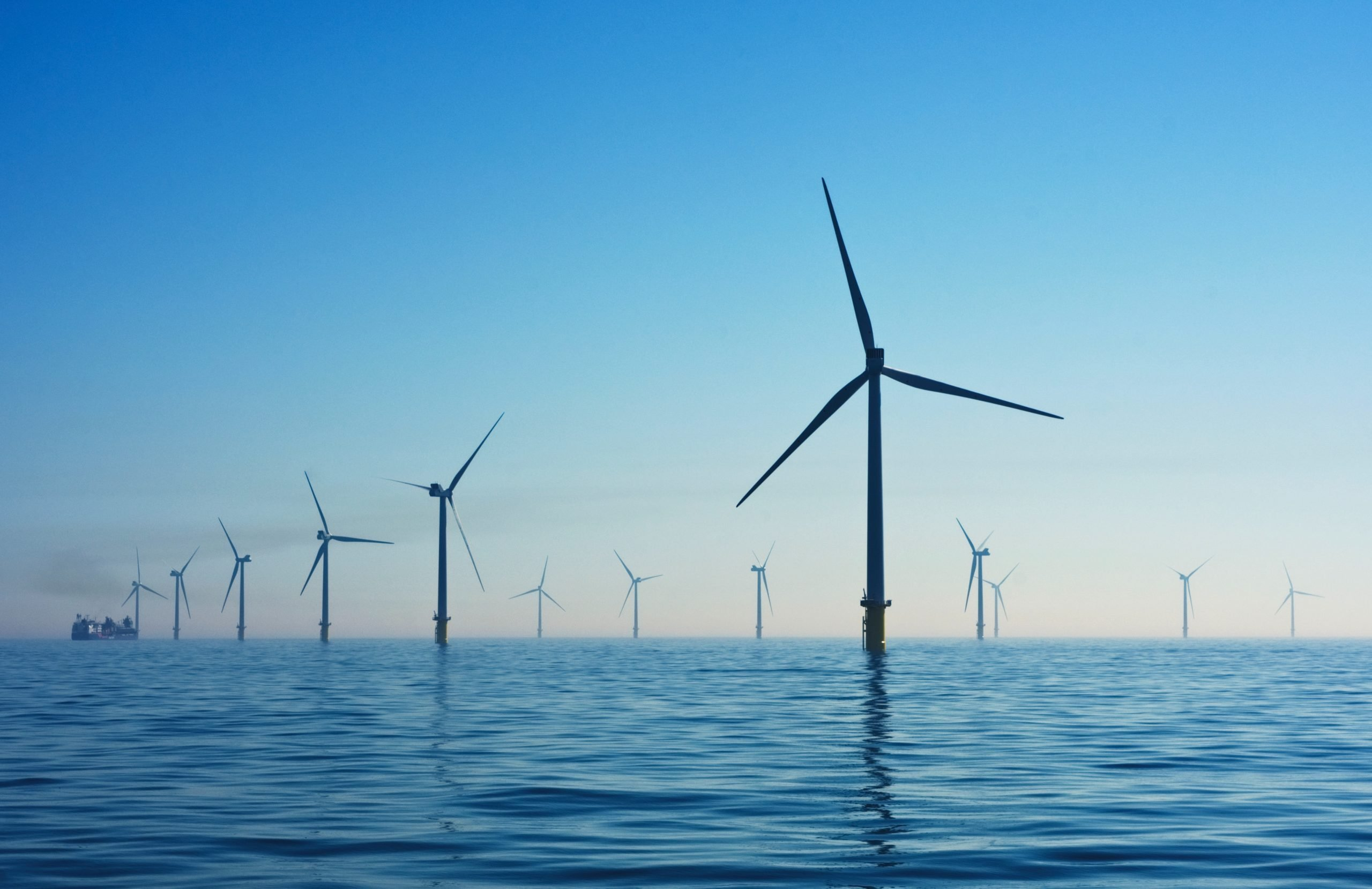 Winds of change: UK to lead in offshore generation